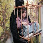 Exponát Gorila
