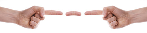 plávajúci prst 1